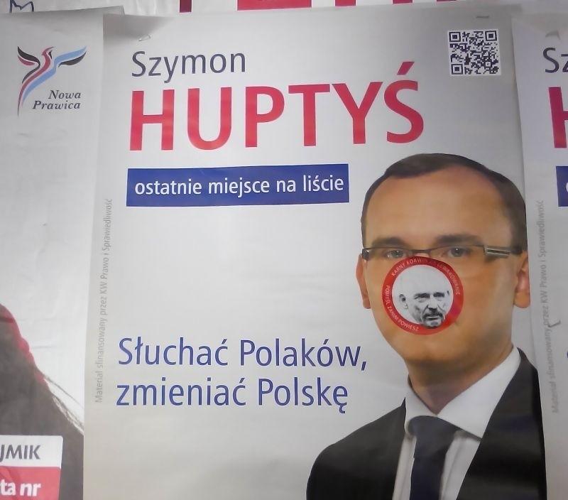 Wybory W Krakowie Kampania Pełna Plakatowej Wojny I łamania