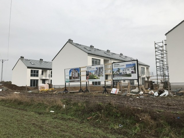 Osiedle Individual to nowa inwestycja DZP INVEST w Słupsku, która powstaje przy ul. Łotewskiej. Powstają tam domy o zróżnicowanej zabudowie