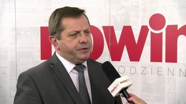 Lesław Kuźniar, wójt gminy Trzebownisko