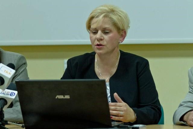 Wioletta Dymecka.
