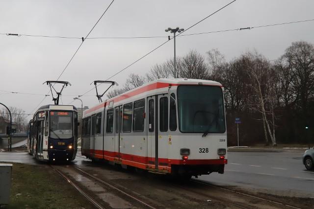 Od 3 marca tramwaje linii 43 do Konstantynowa Łódzkiego i Lutomierska zostaną zastąpione przez autobusy zastępcze.