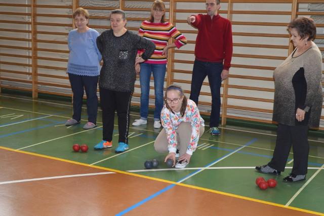 Turniej bocci dla dzieci niepełnosprawnych w Świebodzinie