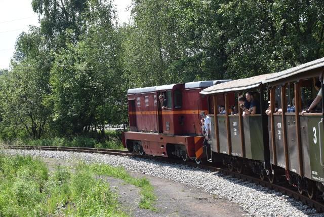 Górnośląska Kolej Wąskotorowa w BytomiuZobacz kolejne zdjęcia. Przesuwaj zdjęcia w prawo - naciśnij strzałkę lub przycisk NASTĘPNE