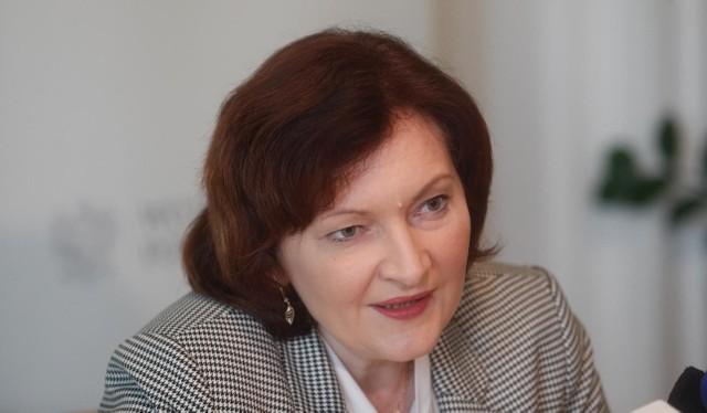 Czy Ewa Leniart wystartuje w walce o fotel prezydenta Rzeszowa? Dowiemy się dziś w południe.