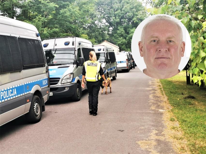 Policja nadal prowadzi czynności, a akcję poszukiwań...