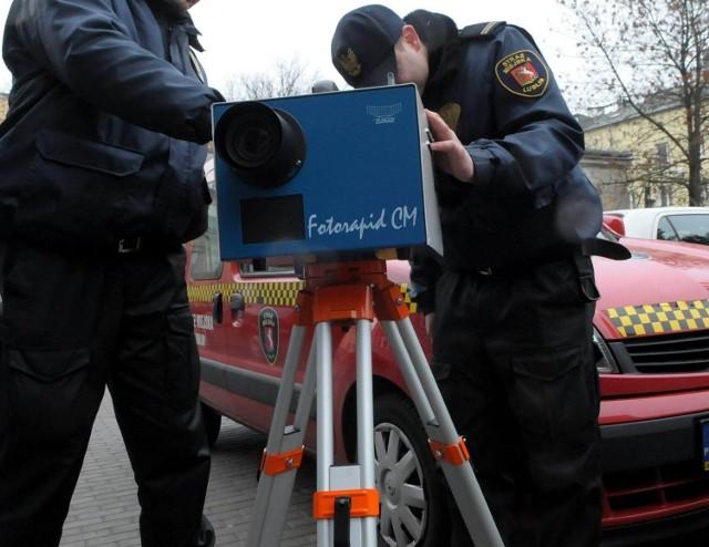 Straż Miejska domaga się informacji o tym, kto prowadził auto