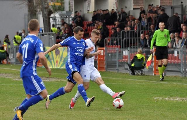 W niedzielę piłkarzy mieleckiej Stali czeka kolejny wyjazdowy pojedynek - tym razem w Głogowie