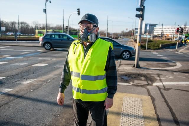 Poznań: Społecznik pozwał prezydenta Jacka Jaśkowiaka za smog w mieście