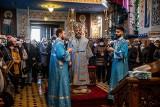 Spotkanie Pańskie w katedralnej cerki św. Mikołaja Cudotwórcy w Białymstoku (zdjęcia)