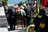 Pogrzeb Franciszka Wszołka. Pierwszy prezes Zagłębia Sosnowiec i GKS Tychy został pochowany w Gorlicach