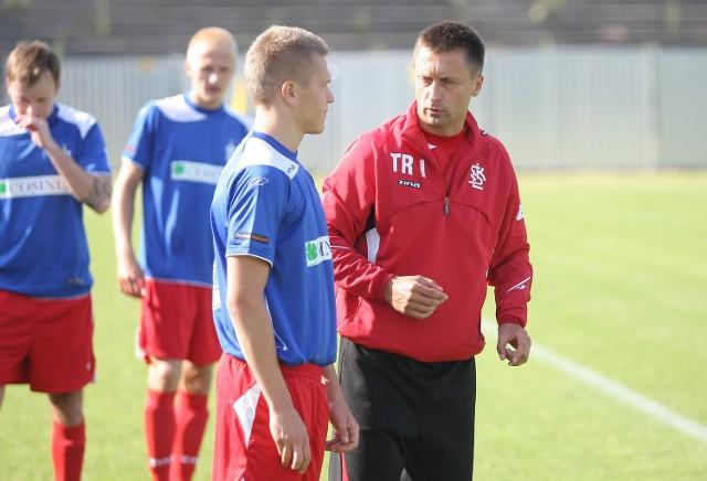 Trener ŁKS, Wojciech Robaszek