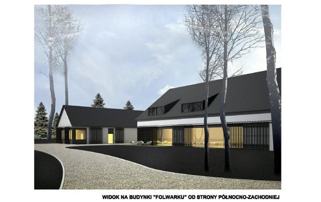 """Tak będą wyglądać budynki """"Folwarku"""". Uzyskanie tej dodatkowej powierzchni dla muzeum przyśpieszy jego rozwój"""