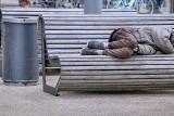Trudna sytuacja bezdomnych w Lublinie. Zima daje im się we znaki