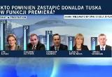 Ewa Kopacz faworytką na objęcie fotela premiera po Donaldzie Tusku [wideo sonda]