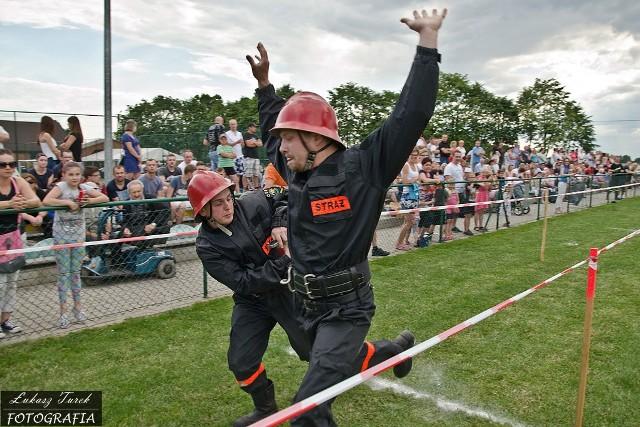 Zawody sportowo-pożarnicze gminy Lasowice Wielkie w tym roku rozegrano w Gronowicach. Wśród seniorów wygrała OSP Jasienie, wśród kobiet - OSP Laskowice. W rywalizacji Młodzieżowych Drużyn Pożarniczych wśród chłopców wygrała OSP Jasienie, a wśród dziewczyn OSP Chudoba.