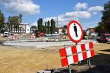 Budowa centrum przesiadkowego w Mikołowie potrwa do końca czerwca 2021 r. ZDJĘCIA