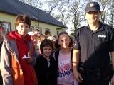 Dzieci z Dębołęki pojechały do Krakowa na wycieczkę - by wyprawa była bezpieczna, policja sprawdziła autokar