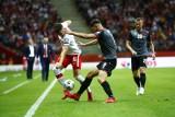 Skrót meczu Polska - Albania 4:1 [WIDEO] Lewandowski to geniusz!