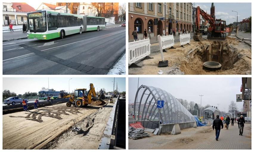 Białystok w latach 2007 - 2013. W tym czasie przeprowadzono...