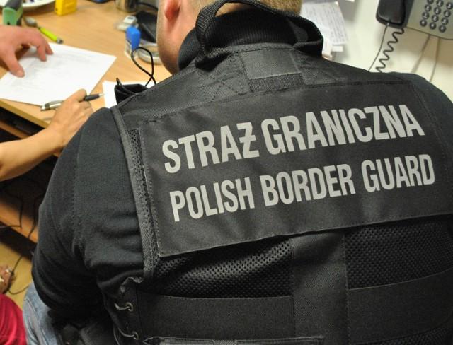 Straż Graniczna zatrzymała dwóch przemytników ludzi