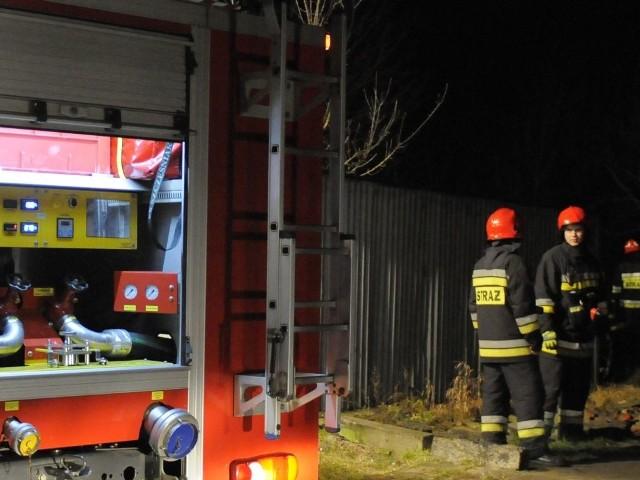 Do tragicznego pożaru mieszkania doszło około godziny 20 w miejscowości Krajenki.