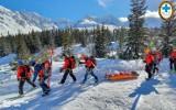 Tatry. Niespokojna sobota w górach. TOPR prowadzi dwie wyprawy ratunkowe jednocześnie
