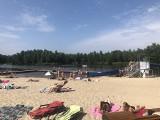 Kąpielisko w Nowogrodzie Bobrzańskim kusi zielonogórzan. To konkurencja dla Dąbia?