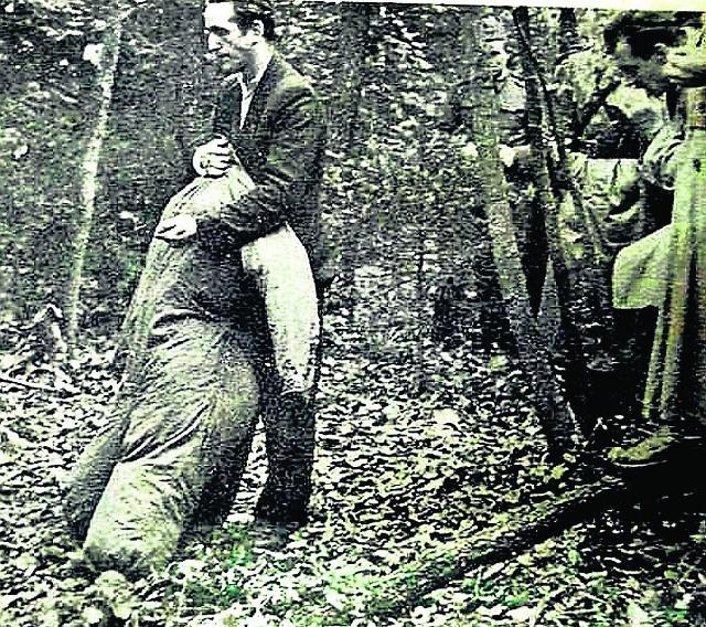 Morderstwo na Chełmach w Zgierzu