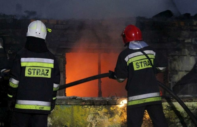 Dwa pożary: Nie żyje jedna osoba
