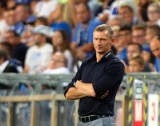 Lech Poznań: Nie zrezygnujemy z wyprowadzania piłki od bramki. Chcemy tak grać - mówi Dariusz Żuraw