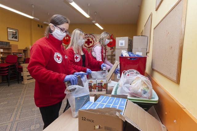 Wolontariusze są siłą PCK. Bez nich nie uda się przeprowadzić akcji pomocowych.