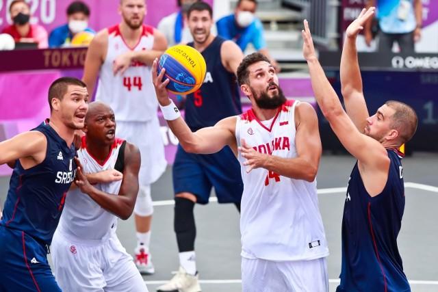 Polscy koszykarze 3x3