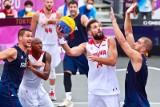 Tokio 2020, koszykówka 3x3. Biało-Czerwoni rozgrzali się na patelni w Tokio i myślą o medalu