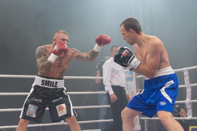 """Przemysław """"Smile"""" Gorgoń to kolejny pięściarz Dariusza Snarskiego, który wystąpi na gali Mateusza Borka w Arłamowie"""