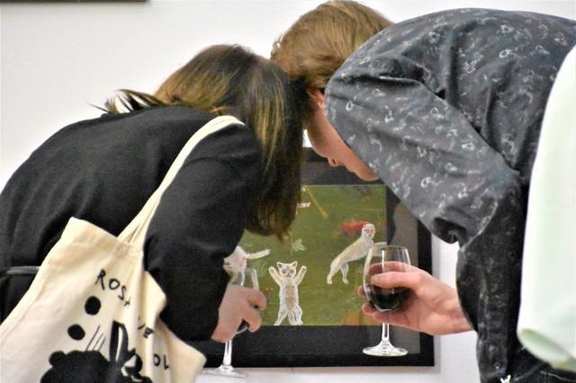 """Wystawa """"Kocham kotkę, która umarła"""" Aleksandry Waliszewskiej będzie czynna w Galerii BWA w Zielonej Górze do 1 marca 2020 r."""