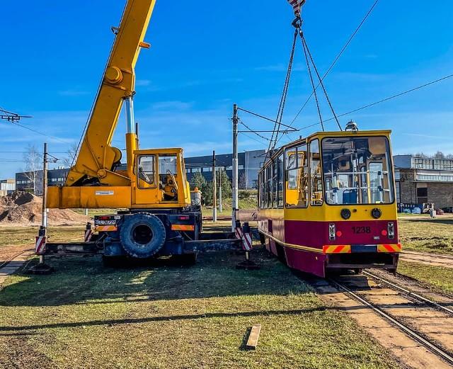 40-letnie wagony kończą służbę w łódzkim MPK
