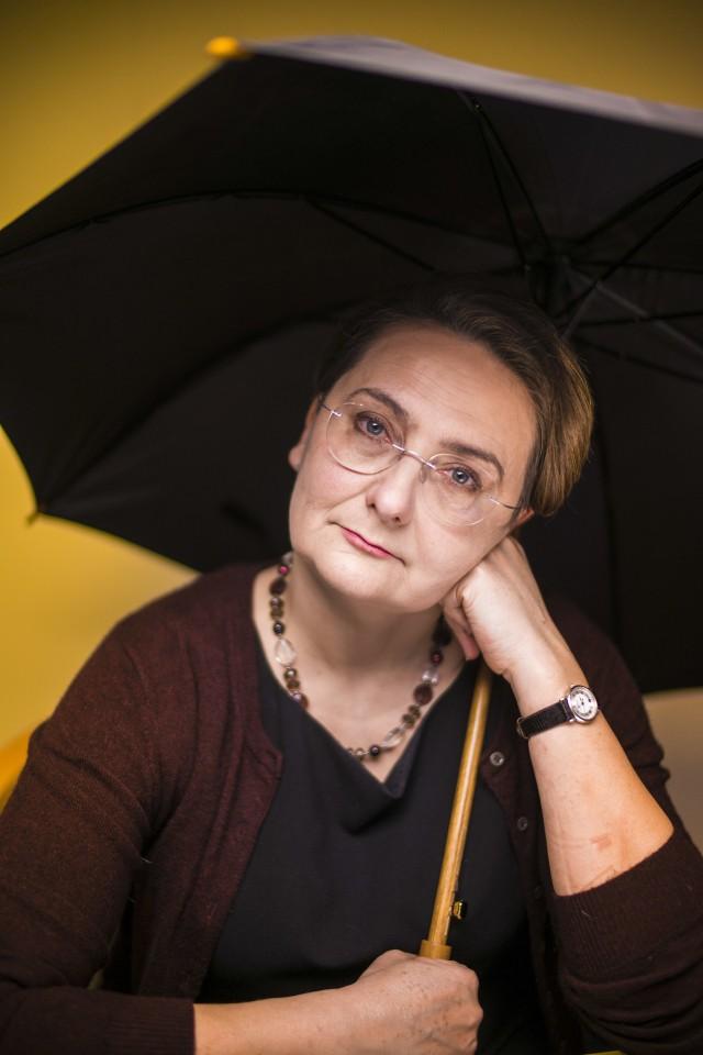 Joanna Jaśkowiak, notariusz, żona prezydenta Poznania