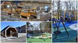 Alpinarium, arboretum, ogród sensoryczny. Park Zdrojowy w Ciężkowicach wkrótce zostanie otwarty. Zobaczcie, jak wygląda [ZDJĘCIA]