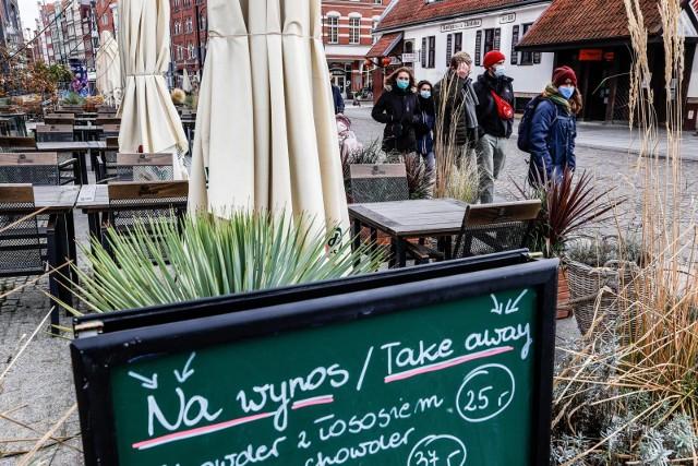 Restauratorzy boją się nowych obostrzeń