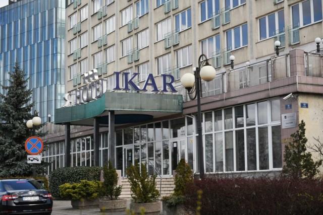 W hotelu Ikar uruchomiono pierwsze izolatorium dla chorych z koronawirusem. Będą ich tutaj kierować lekarze ze szpitala zakaźnego przy ulicy Szwajcarskiej.