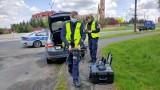 Będzin. Policyjny dron nagrywa, robi zdjęcia, pozwala na szybkie zatrzymanie. Kierowcy muszą się mieć na baczności