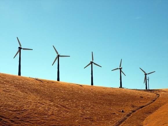 Pieniądze pożyczane od wierzycieli miały być inwestowane w farmy wiatrowe