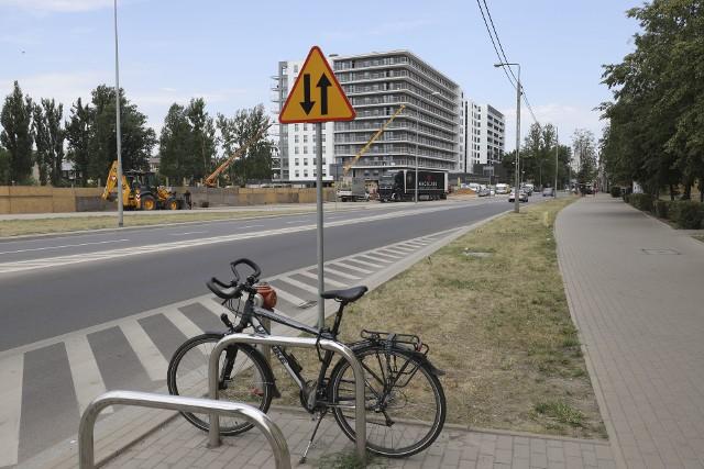 Spółka zobowiązała się także, że dołoży się do przebudowy skrzyżowania ul. Jurowieckiej i Ciepłej.