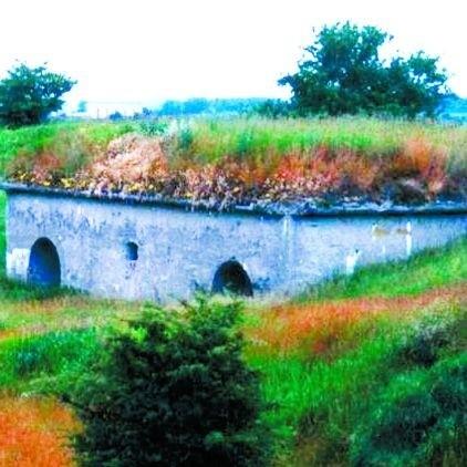 Forty wzdłuż Narwi to nie tylko ważne w historii regionu miejsce. To też niezwykle malowniczy plener, chętnie odwiedzany przez fotografów.
