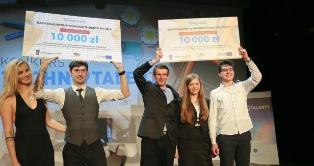 Zatrzymajmy talenty w regioniePaulina Staniszewska i Kamil Stysiak, Aneta i Robert Bałdygowie oraz Petros Psyllos  – pierwsi laureaci konkursu Technotalent , który  ma pomagać młodym ludziom w budowaniu kariery zawodowej