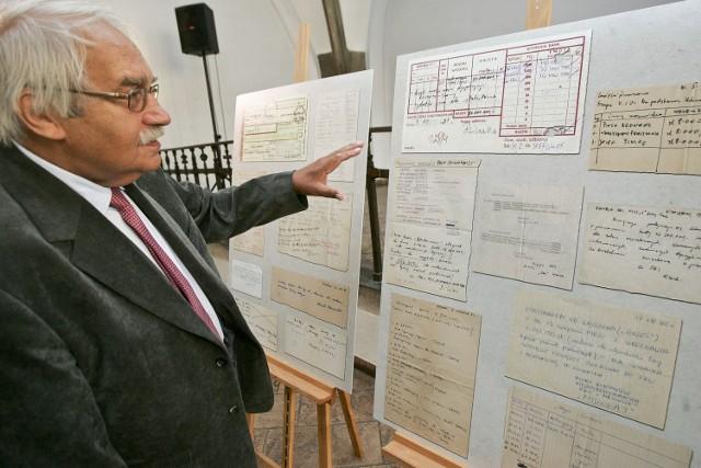 W 2013 roku Kazimierz Jerie przekazał uroczyście swoje archiwum do zbiorów wrocławskiego oddziału Instytutu Pamięci Narodowej.