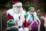 Mikołaj zawitał do Koszalina. Odwiedzał dzieci z różnych osiedli [ZDJĘCIA]