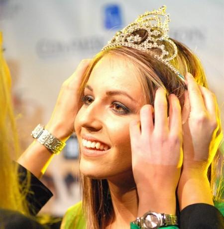 Klaudia Wiśniewska zdobyła pierwsze miejsce oraz tytuł miss publiczności