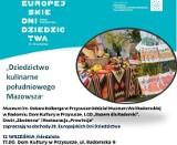 Muzeum w Przysusze organizuje Europejskie Dni Dziedzictwa - wydarzenie już w niedzielę 12 września