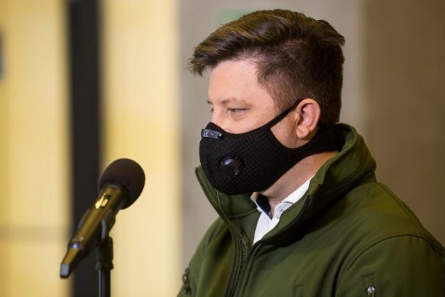 Dworczyk odpowiada Trzaskowskiemu: Proszę nie wprowadzać w błąd mieszkańców Warszawy